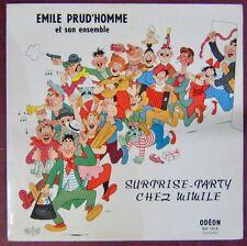 Dubout 33 tours 25 cm Emile Prud'Homme