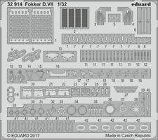 Eduard 1/32 Fokker D.VII #32914
