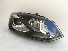 Vw Polo 6R Frontscheinwerfer Scheinwerfer recht Bi-Xenon LED 6R1941032D Original