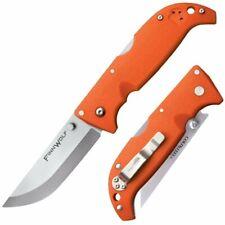 Cold Steel Charm Miniature Knife Polished Black Micarta Handles #54VPL