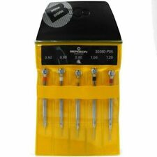 Bergeon 30080-P05 Watchmakers Screwdriver - 5 Count