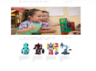 Electronic Toys Drop shipping / eCommerce / Affiliate Mobile Responsive Website