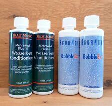 2 x Blue Magic Conditioner/2 x Agua Nova Bubble Ex,Wasserbettzusatz,Aufbereiter
