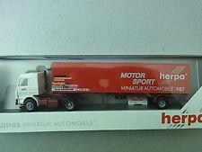 Herpa  Motorsport 822054 Motorsport Miniaturmodelle Sammlung OVP mit Spiegeln