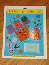 Monday Morning MATH RESOURCES FROM RECYCLABLES Grades K-3