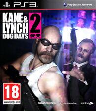 KANE AND LINCH 2 DOG DAYS GIOCO NUOVO PS3 SONY ITALIANO