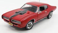 1/18 AUTOWORLD - PONTIAC - GTO ROYAL BOBCAT 1968 AMM1153/06