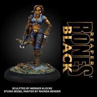 Reaper Miniatures - 44005- Tara the Silent - Bones Black