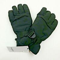 Mens Goodfellow & Co.  Gussett Ski Gloves Black M