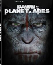 Dawn of the Planet of the Apes (3D Blu-ray, 2014) Gary Oldman, Keri Russell