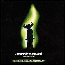 JAMIROQUAI - DEEPER UNDERGROUND - EPIC LBL - UK 45 + PICTURE SLEEVE  - 1998