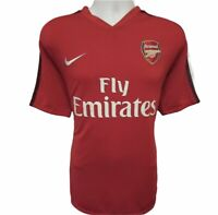 2008-2010 Arsenal Home Football Shirt, Nike, (Very Good Condition) XL