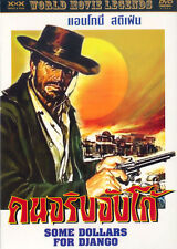 (Some) A Few Dollars for Django DVD PAL COLOR  León Klimovsky, Spaghetti Western
