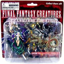 Final Fantasy Creatures Yunalesca & Cerberus Figure Set