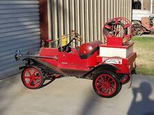 New listing Shriner parade car fire truck