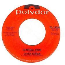 """Chick Corea - Central Park - 7"""" Vinyl Record Single"""