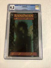 Sandman (1989) # 8 (CGC 9.2 WP) | 1st Death | New Show