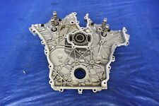 2016 17 CADILLAC ATS-V LF4 3.6 V6 TWIN TURBO OEM FRONT ENGINE COVER WITH SENSORS