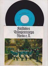 """Fürsttliches Trompetercorps Rheda e.V. 7 """" Single EP"""