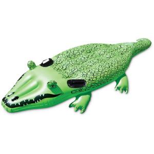 NIB Poolmaster Alligator Rider Pool Float