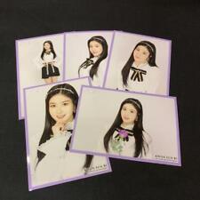 IZ*ONE IZONE KCON 2019 JAPAN Official Goods Kwon Eun Bi 5 Photos Complete Set