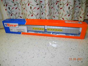 ROCO 44178 CARGO WAGGON...BOXED
