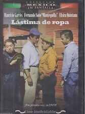 DVD - Lastima De Ropa NEW Coleccion Mexico En Pantalla FAST SHIPPING !