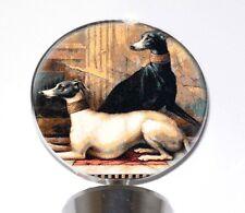 Alt Art Tapestry Greyhound Dogs Wine Bottle Stopper Whippet