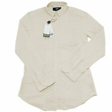 D&G DOLCE & GABBANA Mens Plain Shirt Formal RRP £85