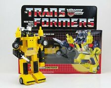 "Transformers G1 Sunstreaker Reissue 4.3"" Action Figure Toy New in Box"