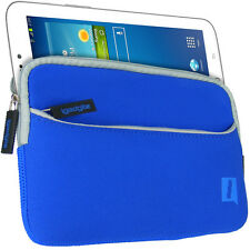 Carcasa azul para tablets e eBooks 7,7""