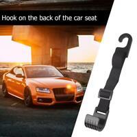 Car Seat Headrest Organizer Hanger Storage Hook Clip Bag Holder Auto Fastener