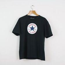 Vintage CONVERSE Chuck Taylor Black T Shirt Tee | Retro Casual Urban | Medium M