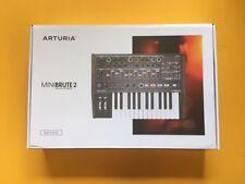 Arturia MiniBrute 2 Semi-modular 25-Key Analog Synthesizer