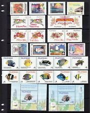 (RP96) PHILIPPINES -  1996 COMPLETE STAMP SETS + S/S. MUH