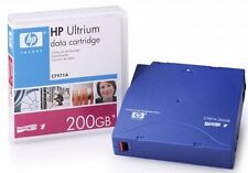 HP Ultrium 1 Data Cartridge C7971A 100/200 GB 448 460 920 960 MSL 2024 4048 8096
