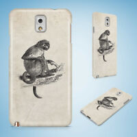 WHITE-NOSED-MONKEY HARD CASE FOR SAMSUNG GALAXY C5/C7/C9/PRO