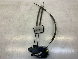 07-15 INFINITI G25 G35 G37 Q40 OEM LEFT DRIVER SIDE FRONT DOOR LOCK ACTUATOR