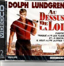 RARE VIDEO CD AU DESSUS DE LA LOI