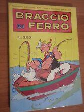 Braccio di Ferro n°17 1974 ed. Bianconi   stato Ottimo di Busta   L