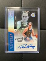 Rick barry Auto 2018-2019 Contenders Optic Lengendary Contenders Auto 97/99