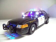 1/18 Ontario Provincial Police Canada O.P.P. Ut Lights / 4 Tone SIREN ChP OPP