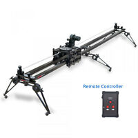 244cm Electronic Motorized Camera Slider Stabilizer Dslr Video Dolly Track Rail
