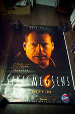 The Sixth Sense Style A 4x6 ft Bus Shelter Vintage Movie Poster Original 1999