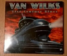 VAN WILKS 21st Century Blues (CD neuf scellé/sealed) ZZ TOP CHRISTOPHER CROSS