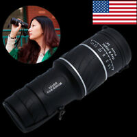 40x60 HD Optical Monocular Hunting Camping Hiking Telescope Day &Night Vision US