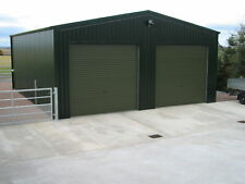 Industrial Pre-Fabricated Steel Buildings