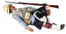 Britains Sudan War 27058 British 42Nd Highlander Casualty On Back Mib