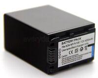 7.2v4200mAh Battery for SONY NP-FV100 NEX-VG30EM DEV-30 HDR-CX900E Brand New