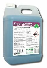 Clover Fresh Deodoriser Concentrate Candy Disinfectant 5Ltr Floor Kennel FreeP&P